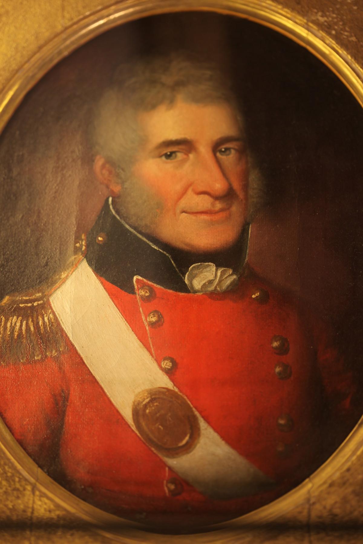 Sir Frederick Haldimand. L'instigateur de la première bibliothèque publique au Québec.